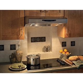 Broan 36-inch Stainless Steel Under Cabinet 300 CFM Range Hood