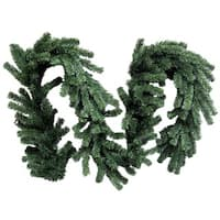 180 Tips Canadian Christmas Pine 9-foot x 14-inch Garland