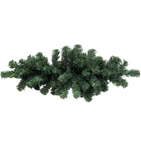 Canadian Christmas Pine 24-inch 52-tip Swag