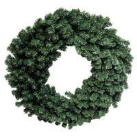 Canadian Christmas Pine 36-inch Wreath with 300 Tips