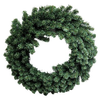 30-inch 240-tip Canadian Christmas Pine Wreath