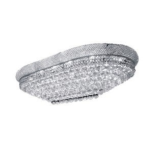 Primo Collection 1800X-402414 Crystal Flush Mount