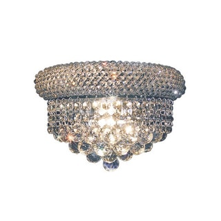 Primo Collection Crystal Wall Sconce 1800W-1206
