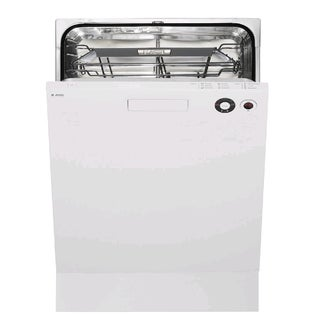 Asko White Dishwasher D5434XL