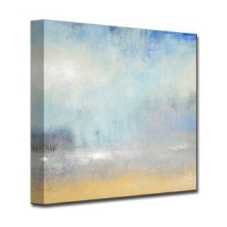 Ready2HangArt 'Coastal Downpour B' by Norman Wyatt, Jr Canvas Art