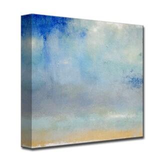 Ready2HangArt 'Coastal Downpour A' by Norman Wyatt, Jr Canvas Art