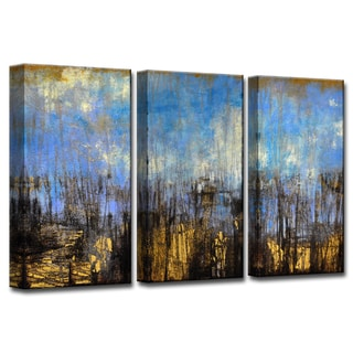 Ready2HangArt 'Venus' by Norman Wyatt, Jr 3 Piece Canvas Art Set