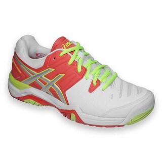 Asics Women's Gel Challenger 10 Tennis Shoe