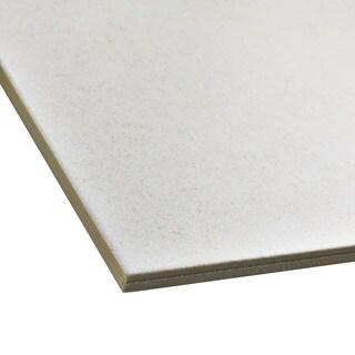 SomerTile 9.5x9.5-inch Vendimia Blanco Porcelain Floor and Wall Tile (16/Case, 10.56 sqft.)