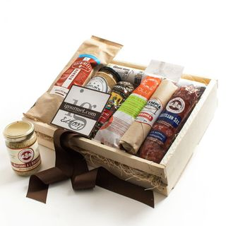 igourmet The Ultimate Salami Gift Crate
