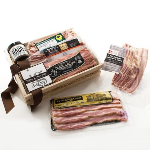 igourmet The Bacon Connoisseur Gift Crate