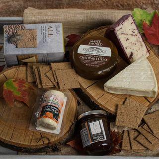 igourmet The Autumn Cheese Collection