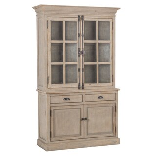 Wilson Reclaimed Wood 53-inch China Cabinet by Kosas Home