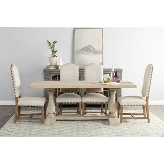Antique Pine Kitchen Tables Antique pine kitchen dining room tables for less overstock wilson reclaimed wood 79 inch dining table by kosas home workwithnaturefo