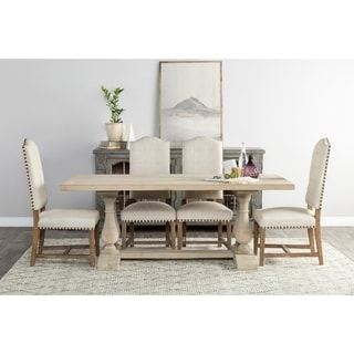 Wilson Reclaimed Wood 79 Inch Dining Table By Kosas Home