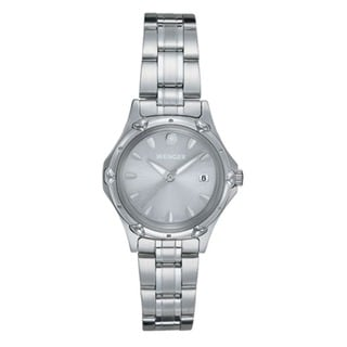 Wenger WR100 70237 Women's Grey Dial Watch