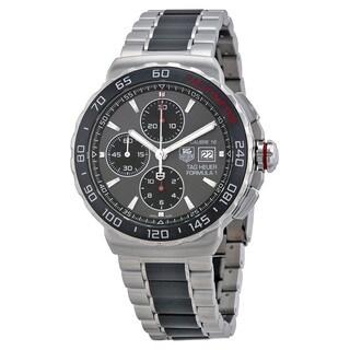Tag Heuer Formula 1 CAU2011.BA0873 Men's Grey Dial Watch