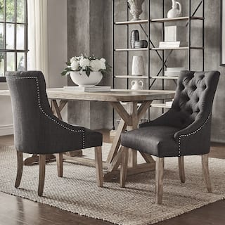 Black, Wood Kitchen & Dining Room Chairs For Less | Overstock