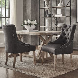 Buy Accent Chairs Black Living Room Online At Overstock