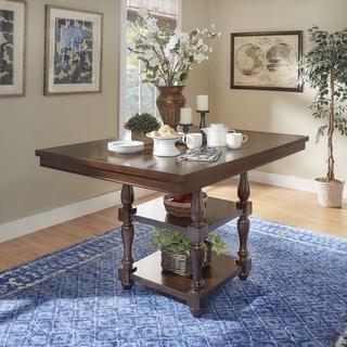 TRIBECCA HOME Parisian Rectangular Counter Height Dining Table