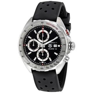 Tag Heuer Formula 1 CAZ2010.FT8024 Men's Black Dial Watch