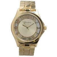Olivia Pratt Women's Floating Numerals Metal Alloy Bracelet Watch