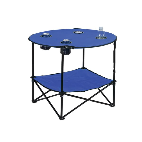 Preferred Nation Polyester Folding Table