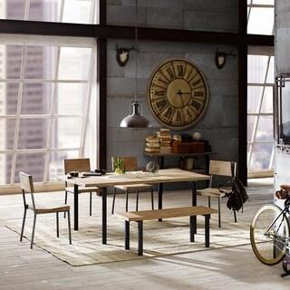 INK+IVY Delano Grey Dining Table