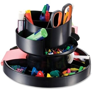 OIC Deluxe Rotary Organizer - (1/Each)