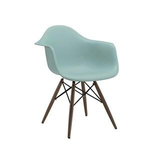 Trige Surfin Walnut Base Arm Chair (Set of 2)