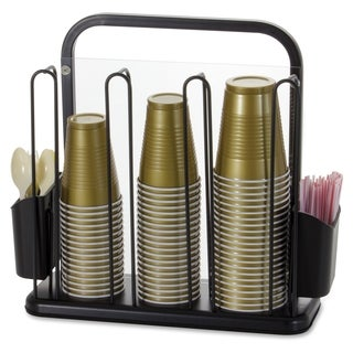 BreakCentral Cup/Cutlery Organizer - (1/Each)