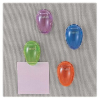 OIC Standard Cubicle Clip - (4/Pack)