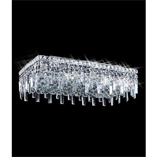 Maxim Collection 8014X-3216 16-light Crystal Flush Mount