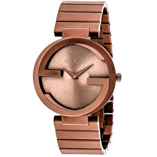 Gucci Men's YA133211 Interlocking Watches