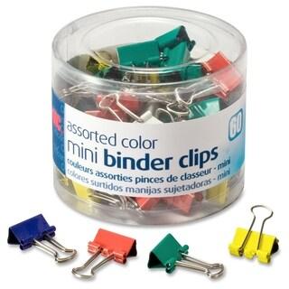 OIC Metal Mini Binder Clips - (1/Pack)