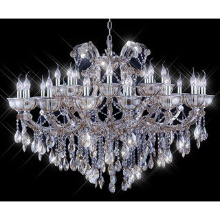 Tiffany Collection K100355D-4626 20+ Light Crystal Chandelier