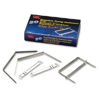 "OIC 2"" Premium Prong Fasteners Set - (50/Each)"