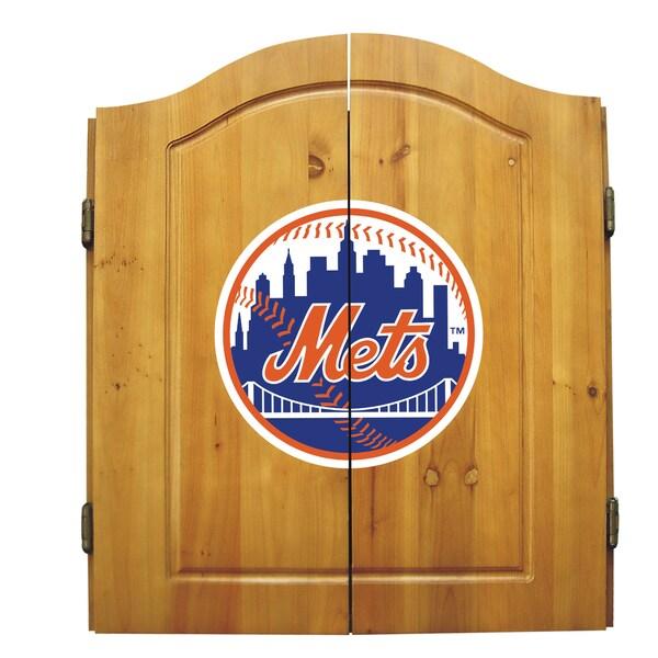 Imperial International New York Mets MLB Dart Cabinet