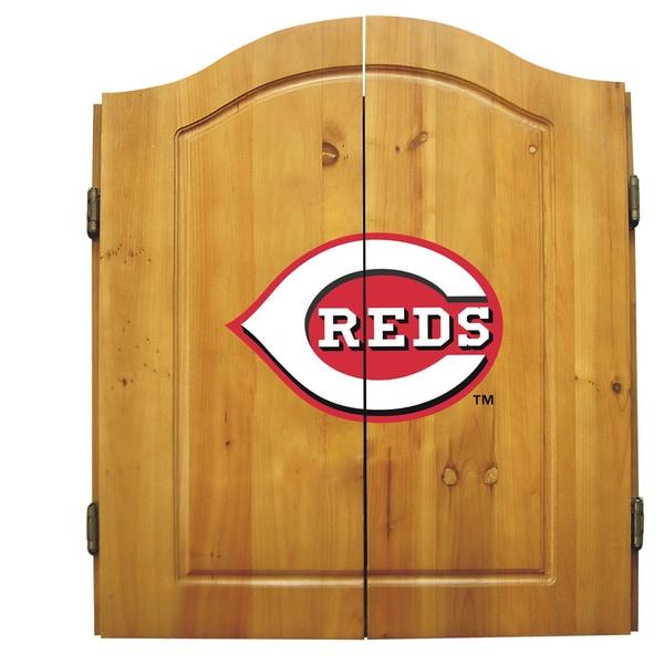 Imperial International Cincinnati Reds MLB Dart Cabinet