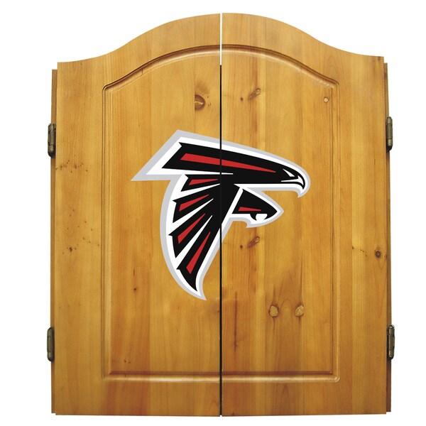 Imperial International Atlanta Falcons NFL Dart Cabinet