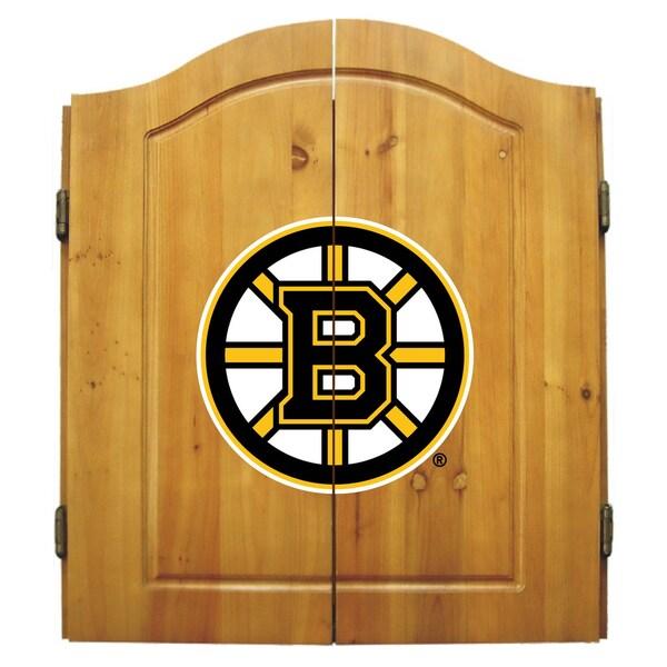 Imperial International Boston Bruins NHL Dart Cabinet