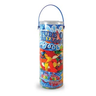 Pumponator 500 Count Tube O Balloons|https://ak1.ostkcdn.com/images/products/13180493/P19903054.jpg?impolicy=medium