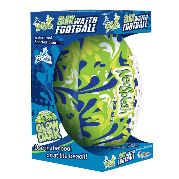Pumponator Neosplash Football