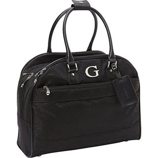 Guess Fenner Collection Shopper Dome Laptop And Tablet Travel Tote Bag