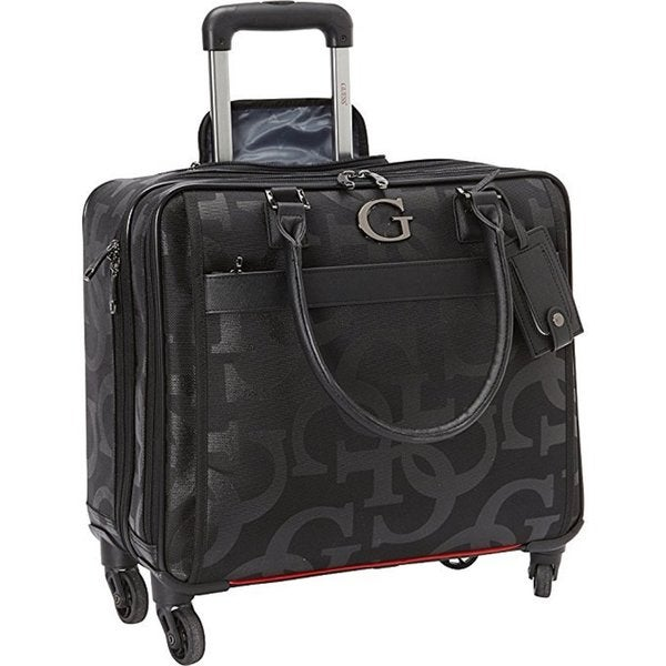 Guess Amador Collection 15 6 Inch Laptop Spinner Travel