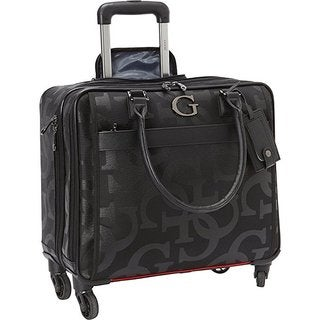 Guess Amador Collection 15.6-inch Laptop Spinner Travel Tote Bag