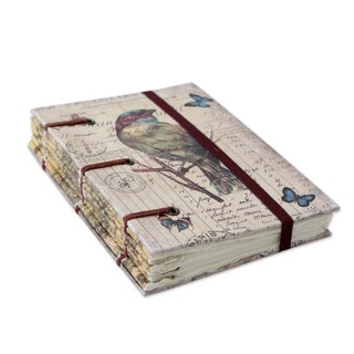 Life's a Journey Handmade Journal (India)