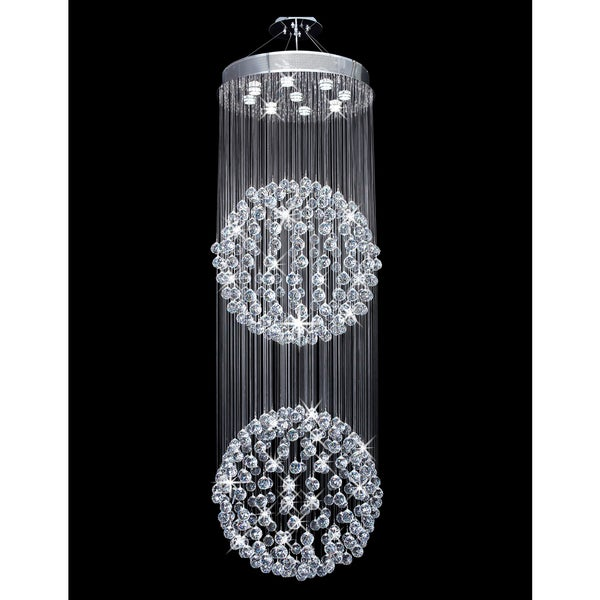 Galaxy ball collection 8003 2472 crystal chandelier free shipping galaxy ball collection 8003 2472 crystal chandelier aloadofball Choice Image