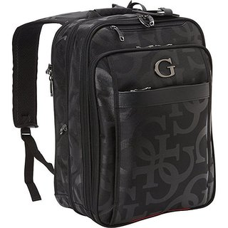 Guess Amador Collection Expandable Laptop Backpack