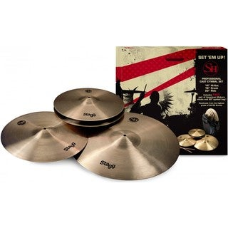 Stagg SH Series Matched Cymbal Set
